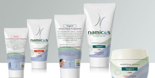 Imagem produtos projeto Namicos
