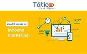 eBook da Táticoo: Uma Introdução ao Inbound Marketing