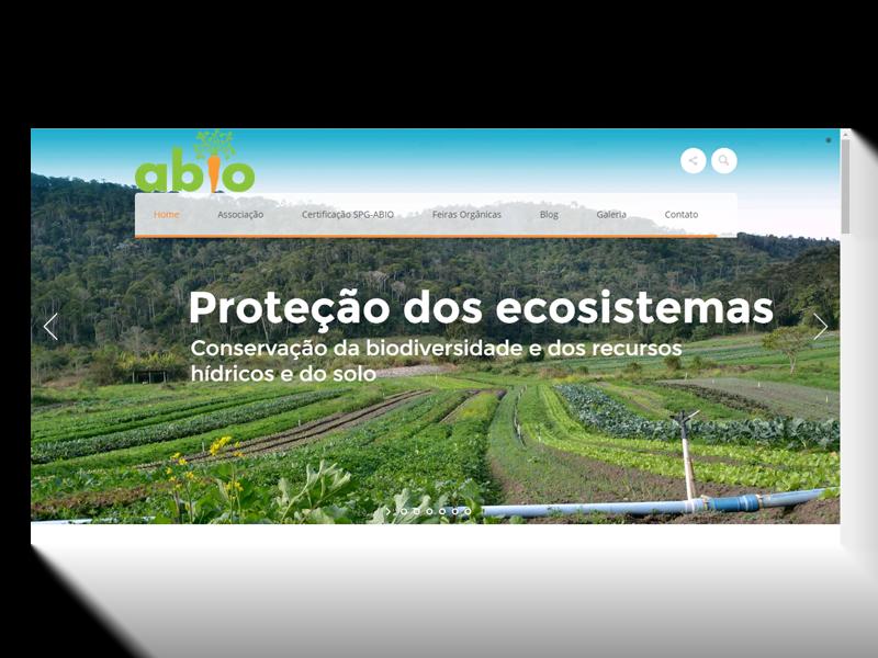 Banner projeto Abio